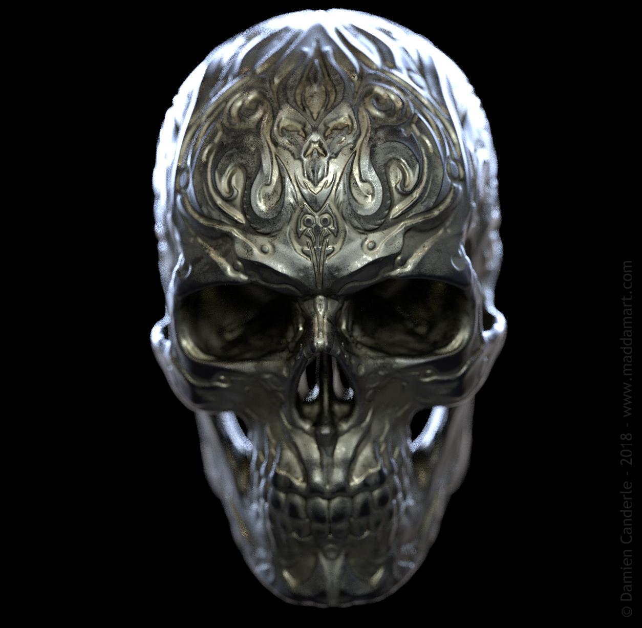 DamienCanderle_Skull_05c