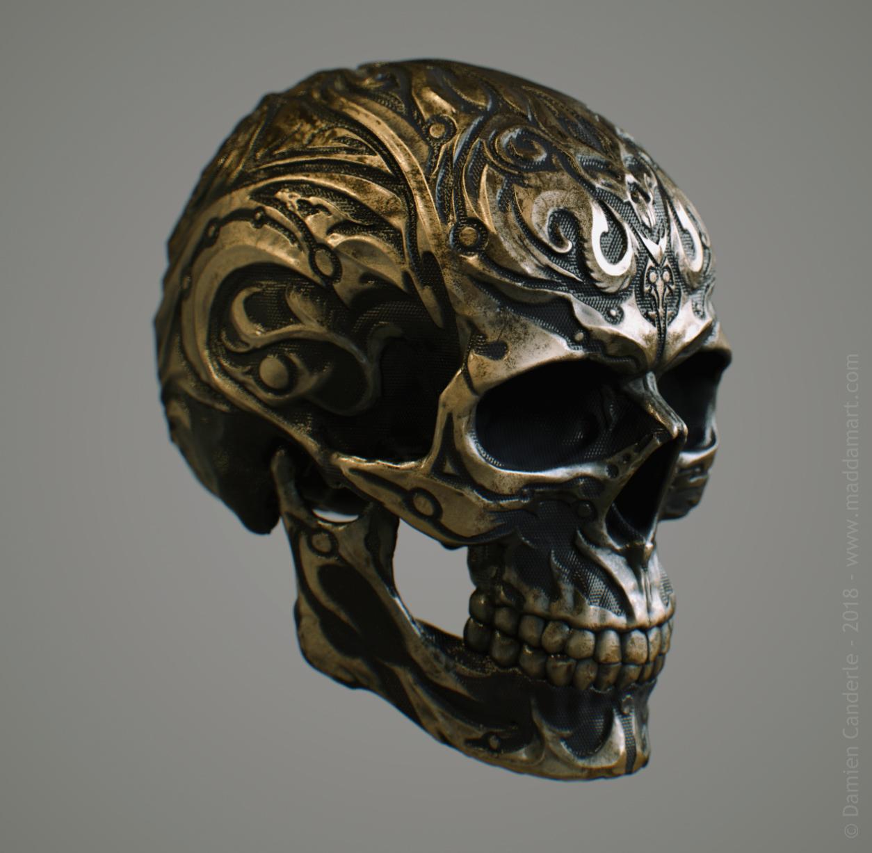 DamienCanderle_Skull_05i